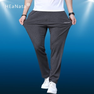 Новые мужские спортивные штаны, мужские тренировочные штаны для фитнеса, бодибилдинга, джоггеры, тренировочные эластичные брюки, мужские с...