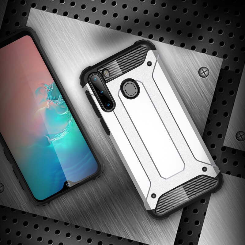 Прочный Доспех чехол для Samsung Galaxy A51 A71 A71 A81 A91 A40 A10S A20s A50 A30 A60 A70e S20 Ultra Plus M30s M31 Car Cover Case