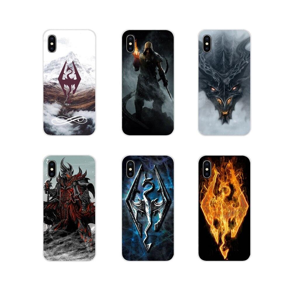 Skyrim Para Oneplus 3 5 6 7 T Pro Nokia 2 3 5 6 8 9 7 Além de 230 2.1 3.1 5.1 2017 2018 Acessórios Do Telefone Casos Covers