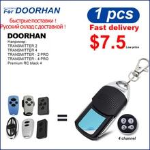Remote DOORHAN remote control gate control For DOORAHN Transmitter 2 transmitter 4 2 pro 4pro keychain for barrier 2020 433MHz