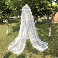 mosquito net canopy on the bed outdoor netting moustiquaire camping mosquito net repellent tent insect curtain round bed tent