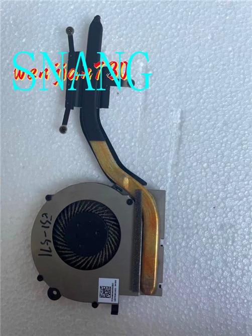 ل acer ES1-571 ES1-571G uma integrado gráficos dissipador دي حرارة وحدة المعالجة المركزية برودة ventilador refrigeração