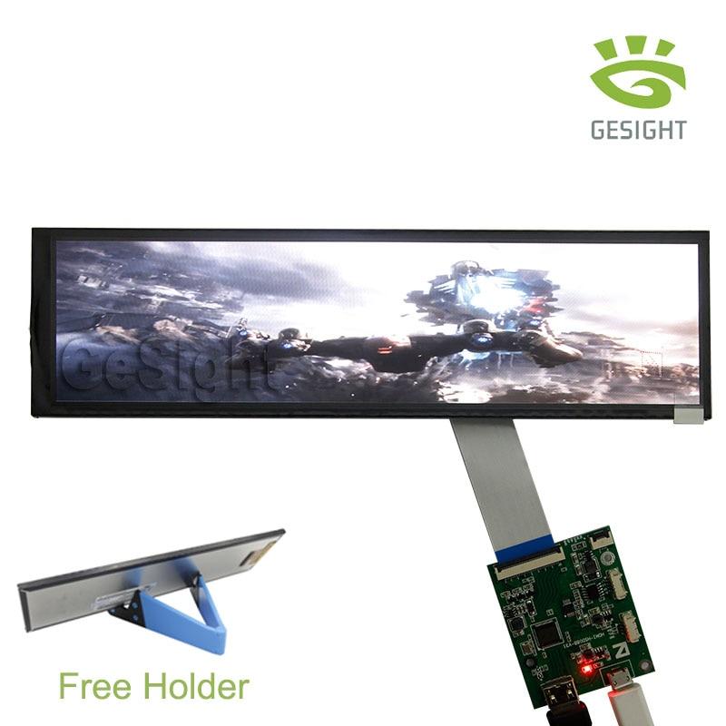 ЖК-дисплей 8,8 дюйма HSD088IPW1-A00 X, контроллер яркости ЖК-экрана, плата драйвера для автомобильного инструмента