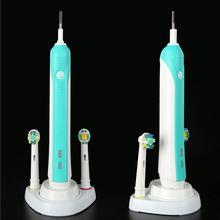 فرشاة الأسنان الكهربائية حامل الحمام تخزين الرف فرشاة الأسنان حامل ل فرشاة أسنان رئيس ل براون الفم B فرشاة الأسنان الكهربائية