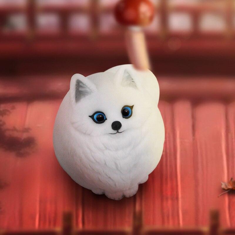 الأصلي الدهون دودو القط سلسلة صندوق أعمى دمية على شكل عروسة يمكن تحديد نمط لطيف الكرتون شخصية هدية شحن مجاني