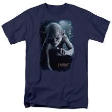 The Hobbit Gollum Poster Men's Regular Fit T-Shirt