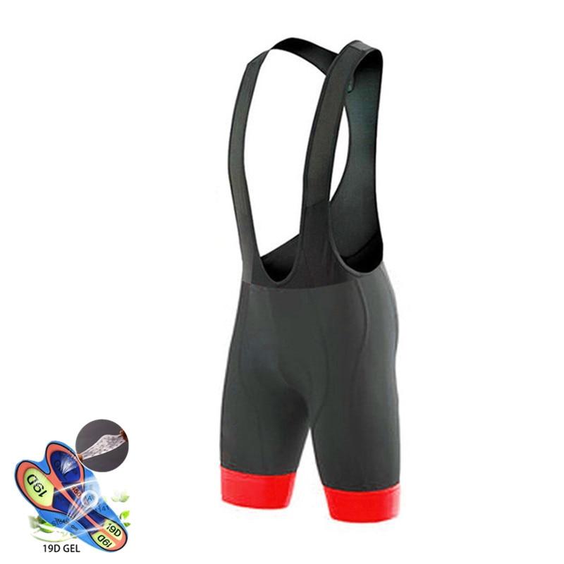 Pantalones cortos de Ciclismo de equipo profesional para hombre, Shorts ligeros con...