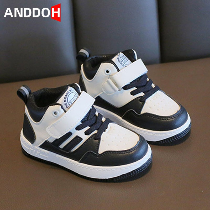 Size 21-32 Baby Soft Bottom Casual Toddler Shoes Girls Children Breathable Non-slip Running Sneakers
