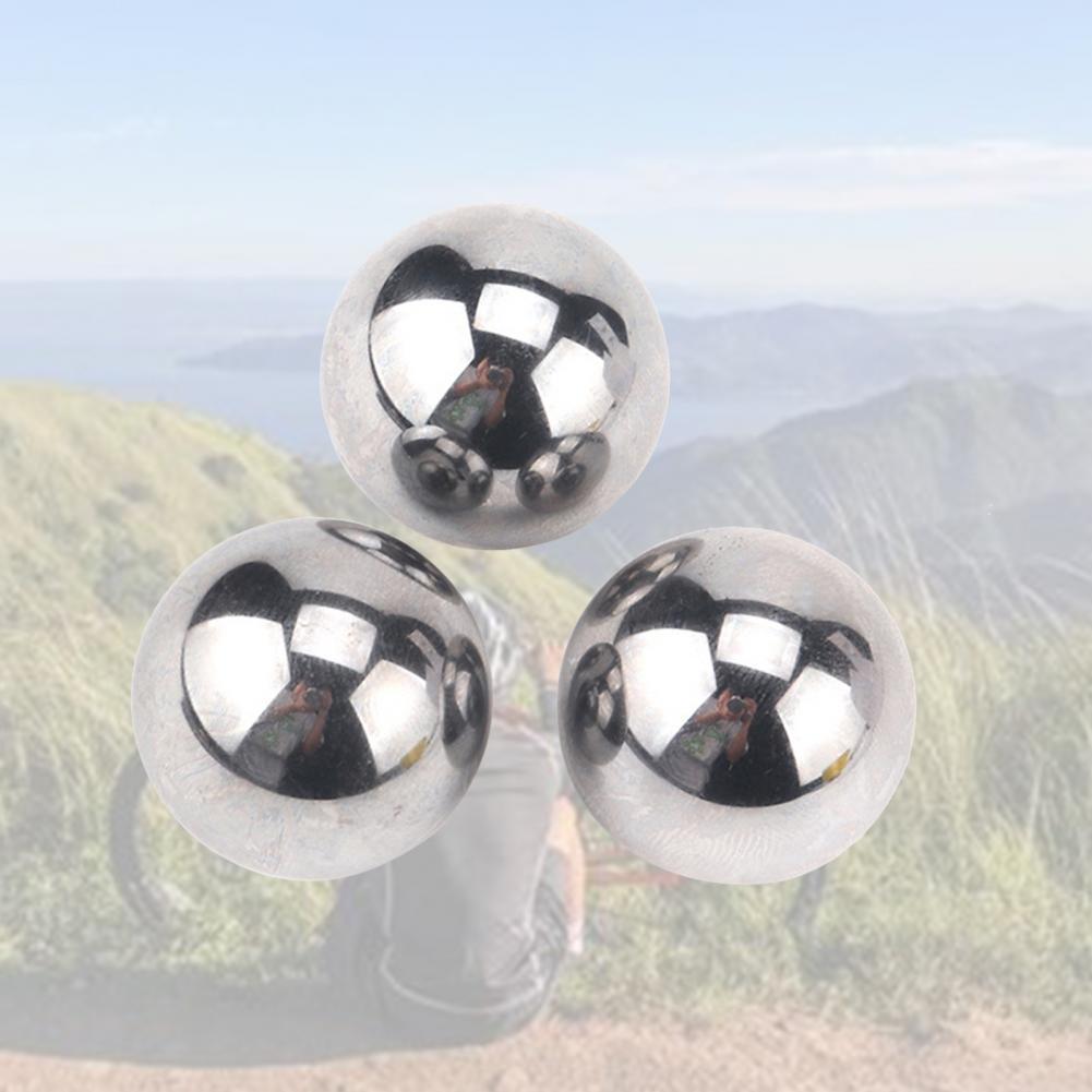 10pcsg25 rolamento de esferas desgastar-resistente de alta precisão 1 Polegada rolamento de aço de precisão bola para bicylce mtb carro de precisão de aço bola