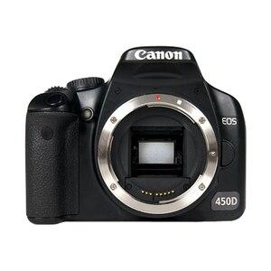 Б/у цифровая зеркальная камера Canon EOS 450D (только корпус)