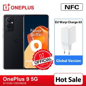 Глобальная версия OnePlus 9 5G Snapdragon 888 12 Гб 256 Гб Смартфон 120 Гц жидкости активно-матричные осид, Дисплей Hasselblad OnePlus официального магазина Carter's