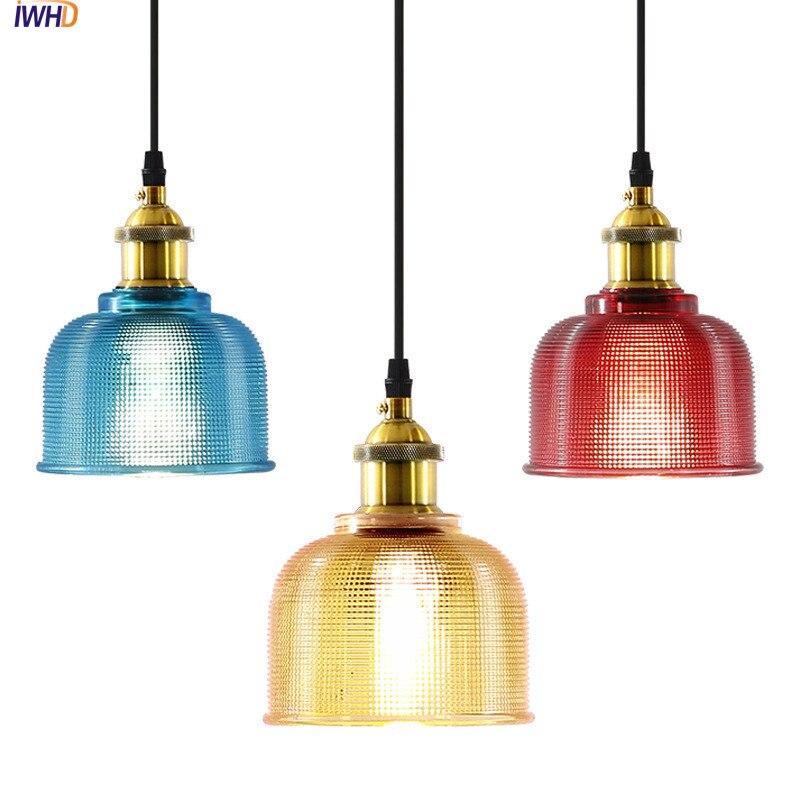 Стеклянный подвесной светильник в скандинавском стиле s светодиодный креативный подвесной светильник красного цвета подвесной светильник... eichholtz подвесной светильник emperor