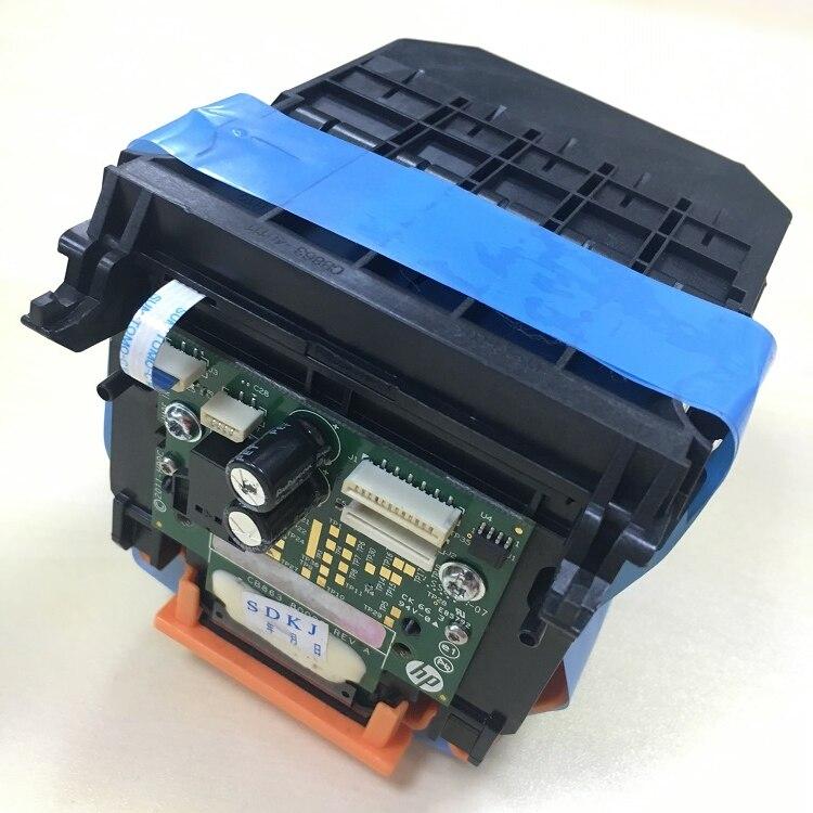 SXYTENCHI شحن مجاني الأصلي 95% جديد CB863-60133 رأس الطباعة ل HP 932 933 ل Officejet 6100 6600 7110 7610 7612
