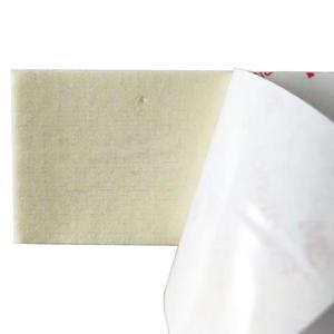 Image 3 - 10 шт./лот, профессиональный запасной шерстяной замшевый Войлок шириной 5 см для скребка с самоклеящимся клеем 3 м, инструмент для упаковки автомобиля A11