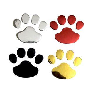 1 пара, автомобильные наклейки, спортивные, животные, лапа, эмблема в виде следов, автомобильный декор для грузовиков, 3D наклейка, кошачья лапа, отпечаток пальца