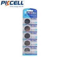 5 x CR2320 DL2320 2320 3V 리튬 버튼 코인 배터리 DL2320 130mah 셀 배터리 자동차 키 고성능 버튼 셀