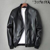 mens 100 sheepskin jacket autumn and winter jacket lxr3902021 new
