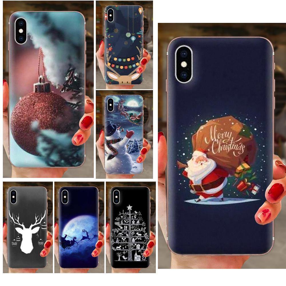 Santa Claus de Navidad Reno de la Navidad para HTC deseo 530, 626, 628, 630, 816, 820, 830 A9 M7 M8 M9 M10 E9 U11 U12 la vida además de