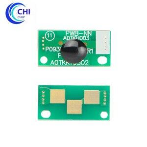 10PCS X TN613 for Bizhub C452 C552 C652 Toner chip for Konica Minolta C452 C552 C652 Reset Toner Cartridge Chip