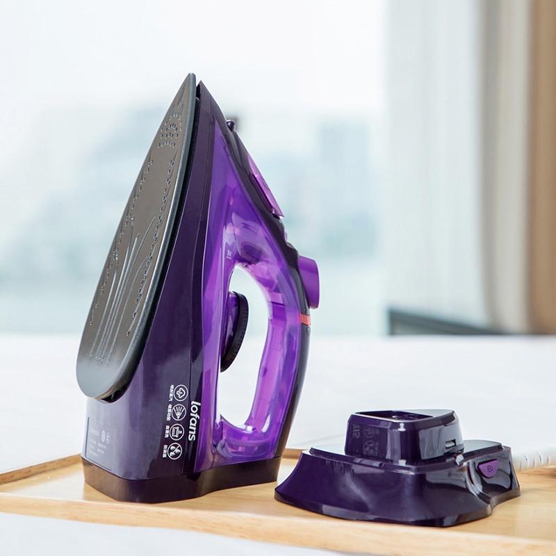 Electric Steam Iron Cordless Garment Steam Generator Road Irons Multifunction Adjustable ironing 2000W