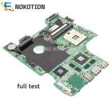 NOKOTION portátil placa base para Dell Inspiron 14R N4110 HM67 HD6630M 1gb DAV02AMB8F1 CN-00FR3M 00FR3M 0FR3M placa base
