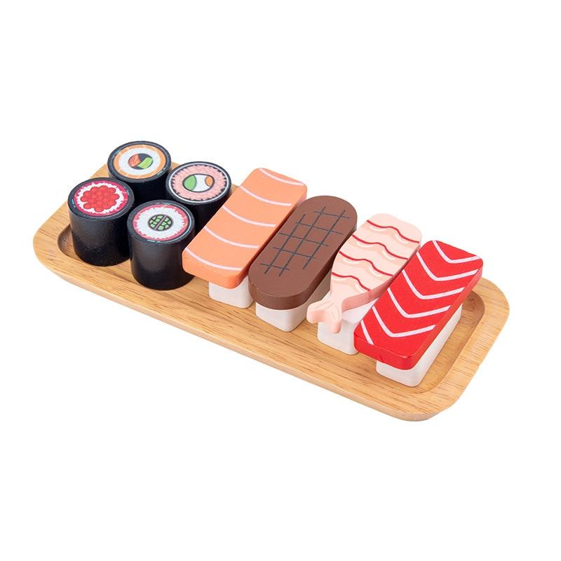 children s toy doll stroller play pretend toy children s toy cart girl play house toy trolley birthday gifts brinquedos juguetes Children Kitchen Pretend Toy Puzzle Magnetic Miniature Food Set Japanese Cuisine Sushi Cooking Toy Pretend Play House Girl Gift