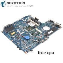 NOKOTION para Dell Vostro 1510 V1510 placa base de computadora portátil JAL30 LA-4121P CN-0J475C 0J475C J475C 965GM DDR2 gratis CPU