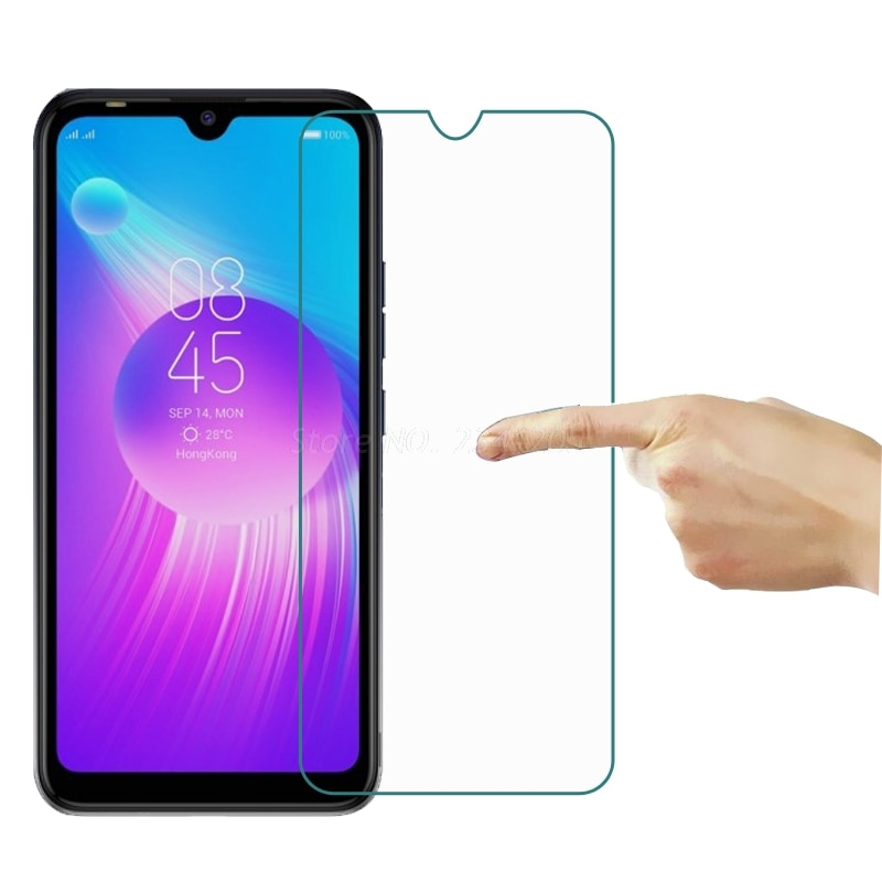 2-1PC protectora de vidrio Tecno chispa 7 Protector de pantalla Cristal de...