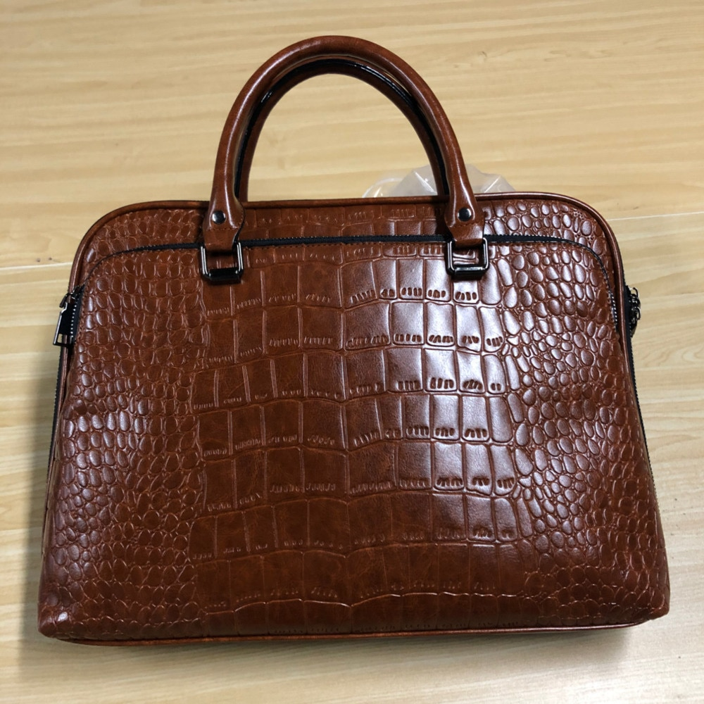 New Leather Women's Briefcase 14