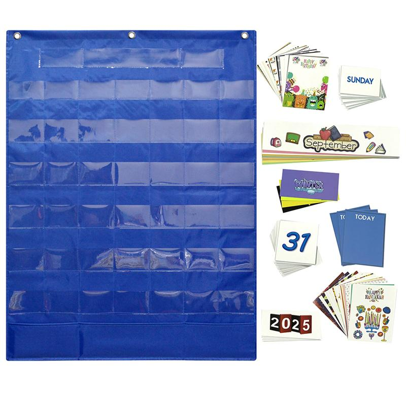 1 Набор мешков для хранения записей и календарей, подвесная сумка для календаря, декор для настенных дверей