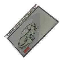 M5 LCD display für Russische 2 weg Auto Alarm System Keychain Scher-Khan Magicar 5 6 lcd fernbedienung key Fob Kette Scher Khan M5