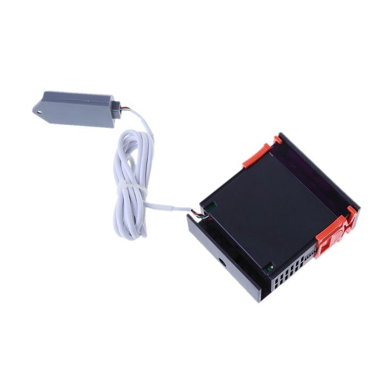 Digitale Feuchtigkeit Controller Hygrostat Relais Hygrometer Control Schalter AC 220V J6PC