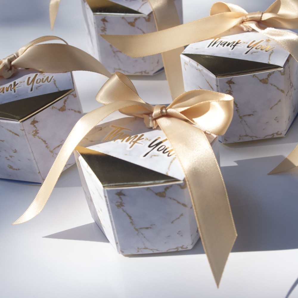 50 шт./лот мраморная стильная Подарочная коробка свадебные сувениры и коробки для конфет товары для вечерние Ринок бумажные коробки для шоко...