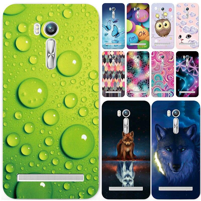 Funda de teléfono suave para Asus ZenFone Go TV, ZB551KL, G550KL, ASUS_X013DB,...