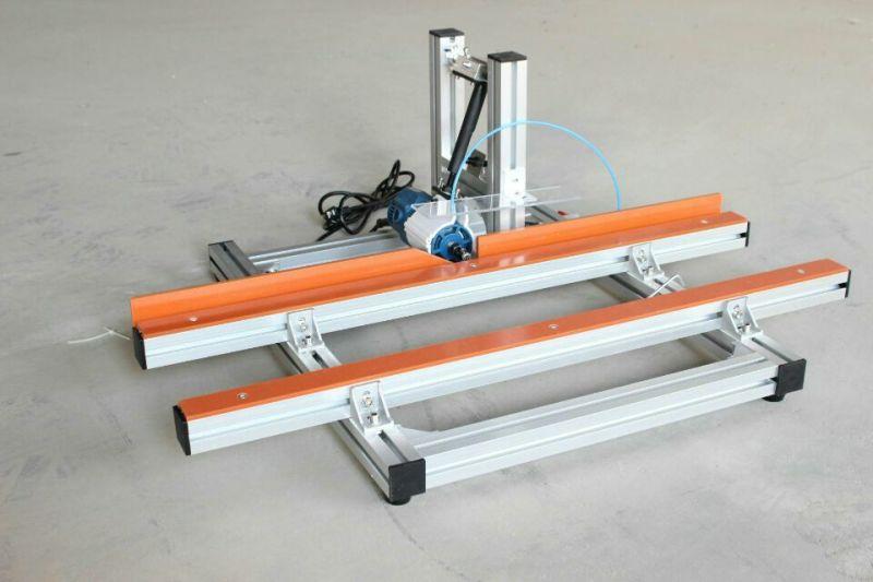 Деревообрабатывающий Электрический станок для облицовывания кромок обрезки профилирование кромок машина
