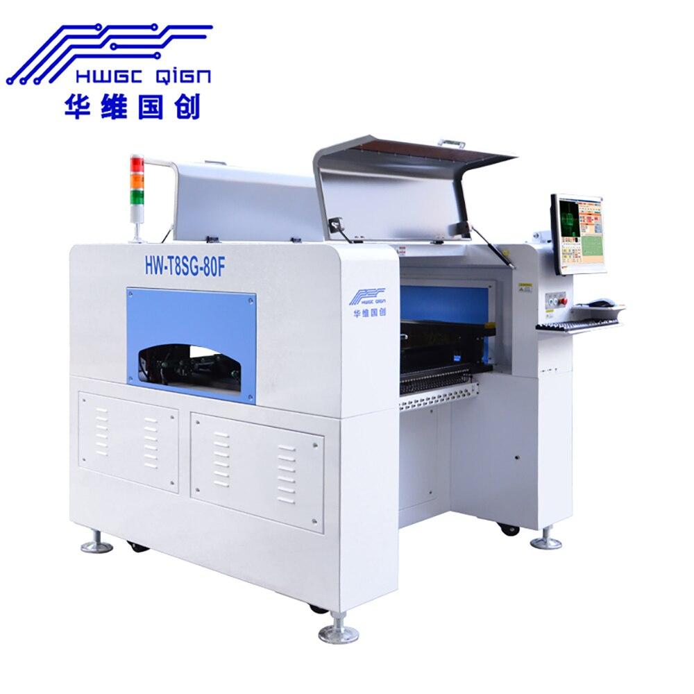 Máquina de recogida y colocación SMT automática/buen montador de chips, máquina de colocación SMT