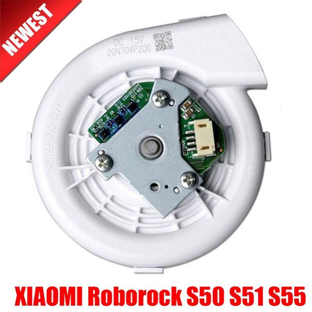 مروحة موتور التهوية ل شاومي Roborock S50 S51 S55 روبوت مكنسة كهربائية قطع الغيار