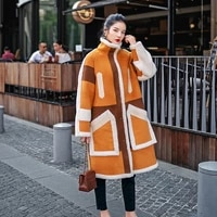 2019 new spring and autumn plus size female streetwear jacket korean loose cardigan womens fashion large size tops