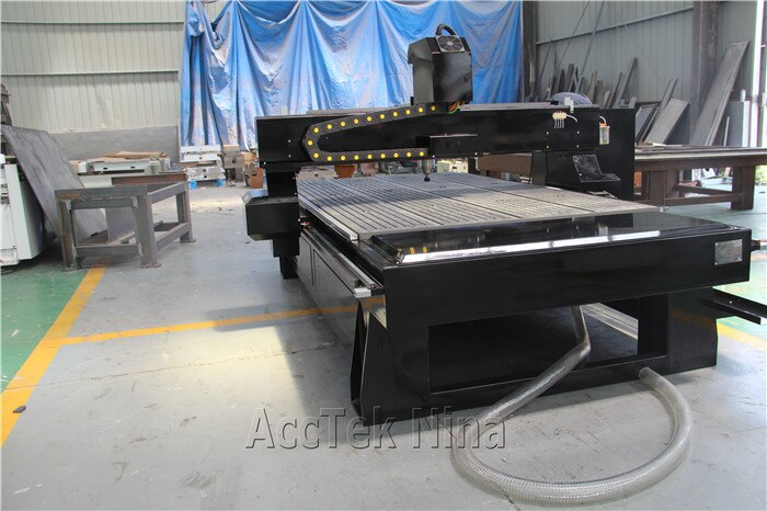 1325 Mach3 Dsp Wood Cnc Price Router Cnc 3d Nonmetal Engraver 3.2kw 3.5kw Spindle Motor Wood Cnc Router enlarge