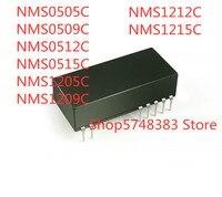 10PCS NMS0505C NMS0509C NMS0512C NMS0515C NMS1205C NMS1209C NMS1212C NMS1215C DIP