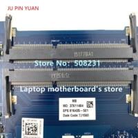 JU PIN YUAN 816435-501  816435-601 816435-001 LA-C701P For HP Pavilion 15AC 15-AC 250 G4 250-G4 Laptop Motherboard I3-4005U