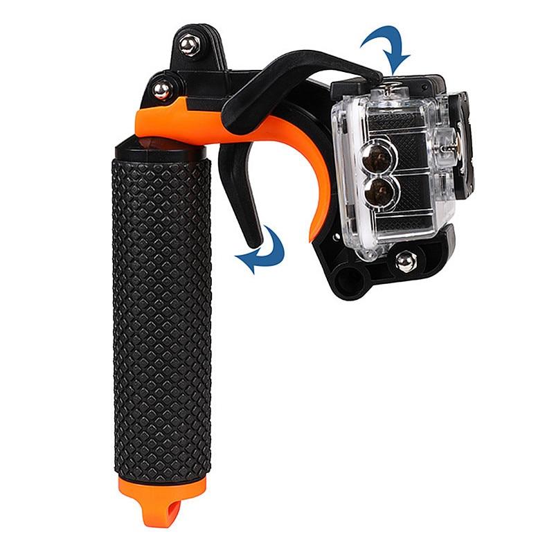 Disparador de buceo, palo de Selfie flotante, soporte de teléfono móvil, estabilizador de mano para cámara GoPro, trípode para soporte de cámara