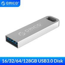 ORICO USB3.0 clé USB métal 128GB 64GB 32GB 16GB clé usb clé USB étanche en métal