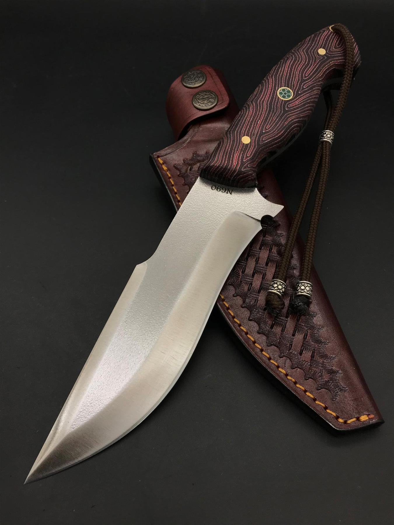 BOHLER N690 Camping Knife BB04-2