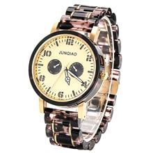 Relogio masculino часы мужские наручные reloj hombre деревянные наручные мужские часы Хронограф военные часы мужские на заказ
