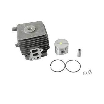 Engine Cylinder With Piston Set Fit for stihl HS86R HS81R RC T TC 42370201201 enlarge