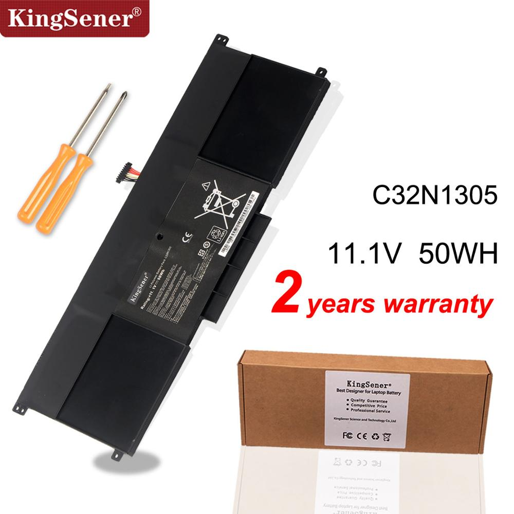 Kingsener C32N1305 بطارية كمبيوتر محمول ل ASUS Zenbook UX301 UX301L UX301LA C4003HUX301LA4500 UX301LA-1A UX301LA-1B UX301LA-C4006H