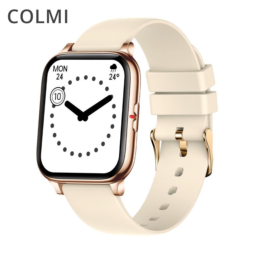 COLMI P8 Mix 1.69 Inch Smart Watch Men Heart Rate Monitor IP67 Waterproof Women Smartwatch Fitness T