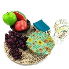 Papier demballage en cire dabeille   Écologique, dégradable et réutilisable, Excellent effet de scellage, non collant