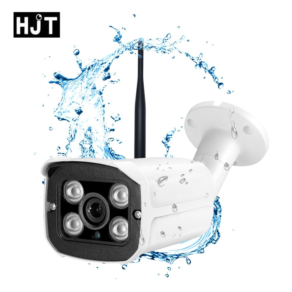 HJT Wireless Wifi IP Camera Full-HD 1080P Sony IMX323 SD Card Network Onvif Outdoor surveillance Security 4IR Night webglazok